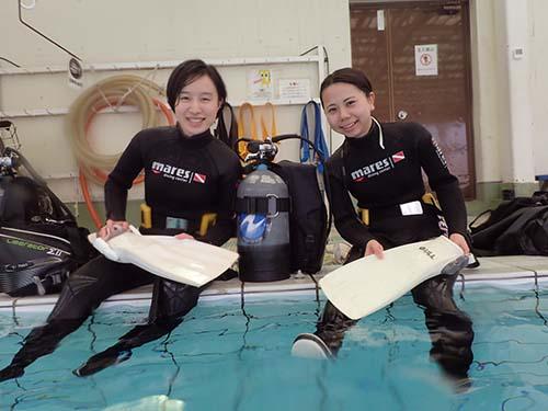 シーポイント ダイビングスクール